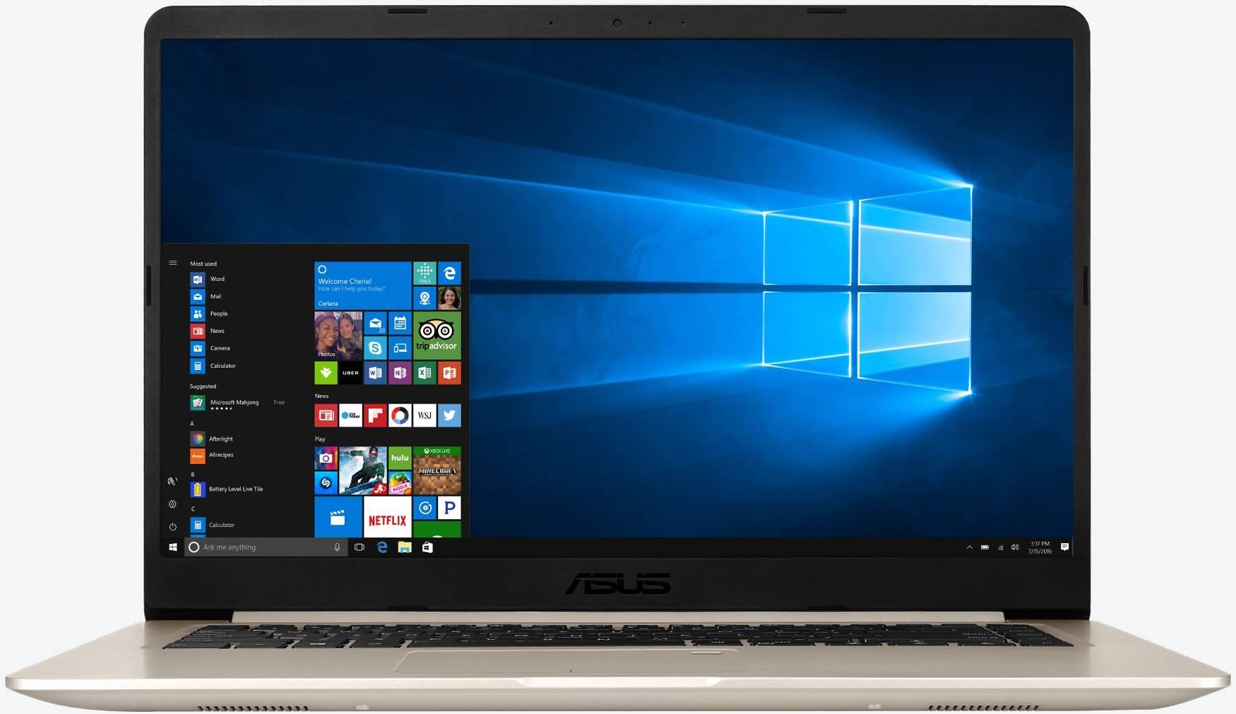 ASUS VivoBook S15 S510UQ-BQ165T Gold