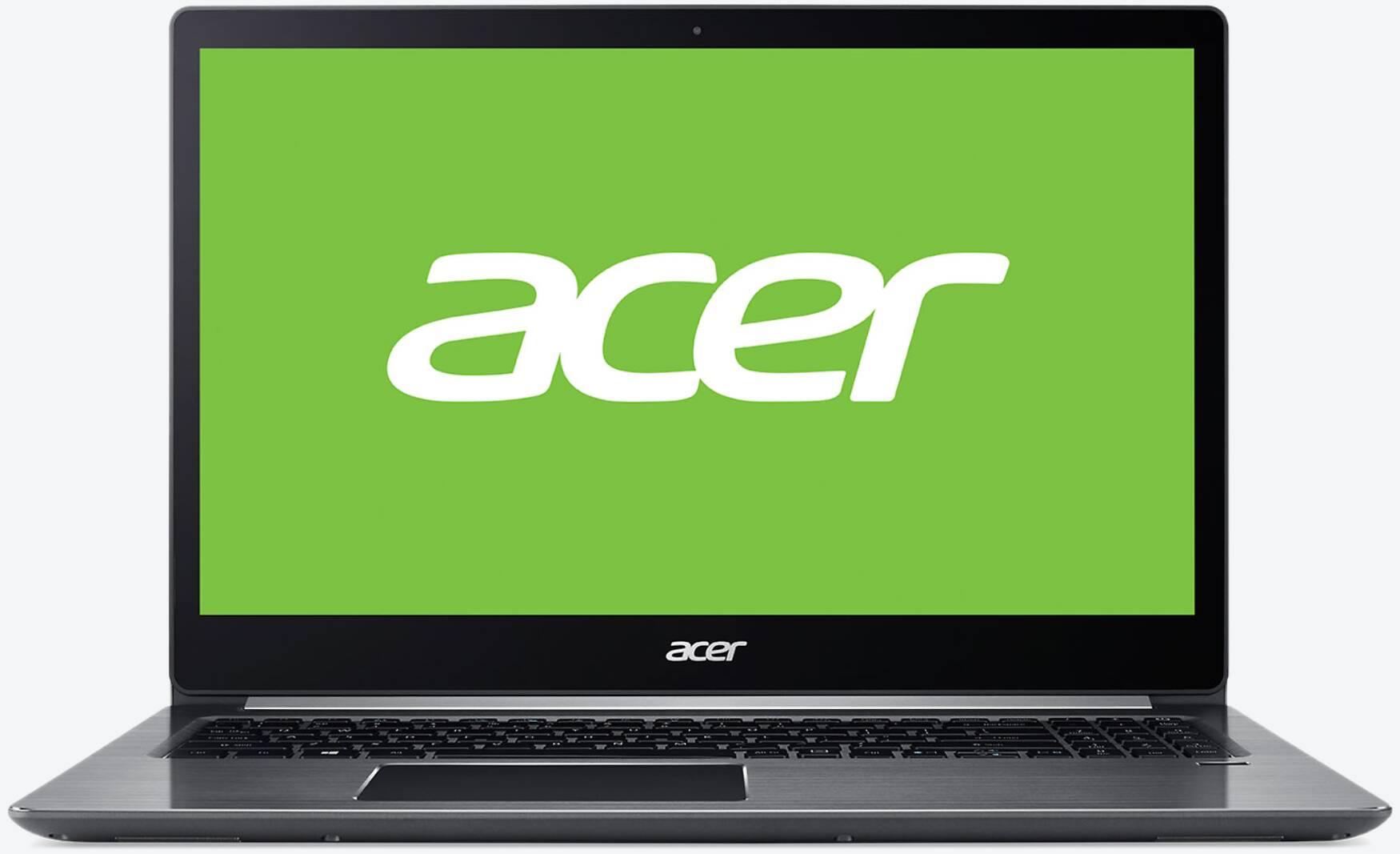 Acer Swift 3 SF315-51G-85W8 Grau
