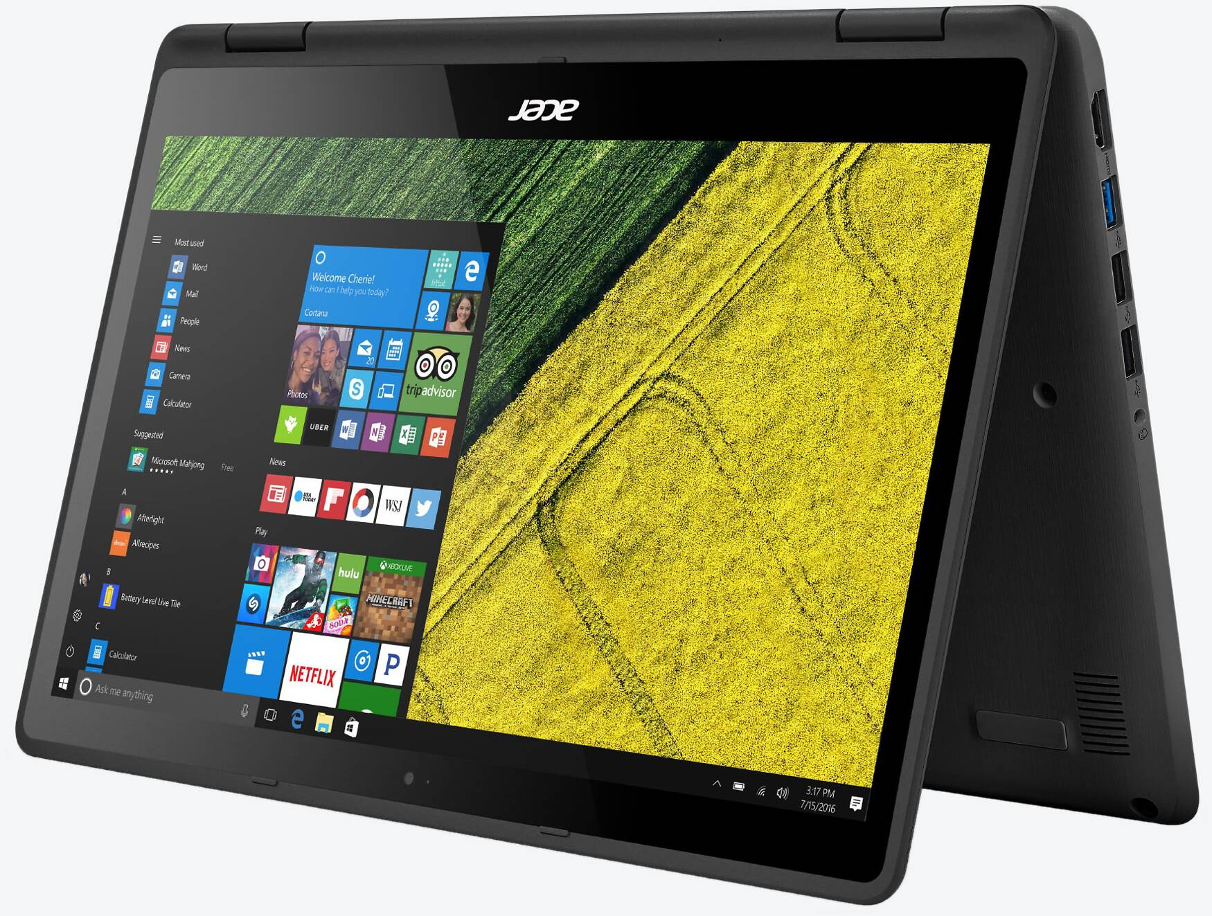 Acer Spin 5 Pro SP513-52NP-54SF