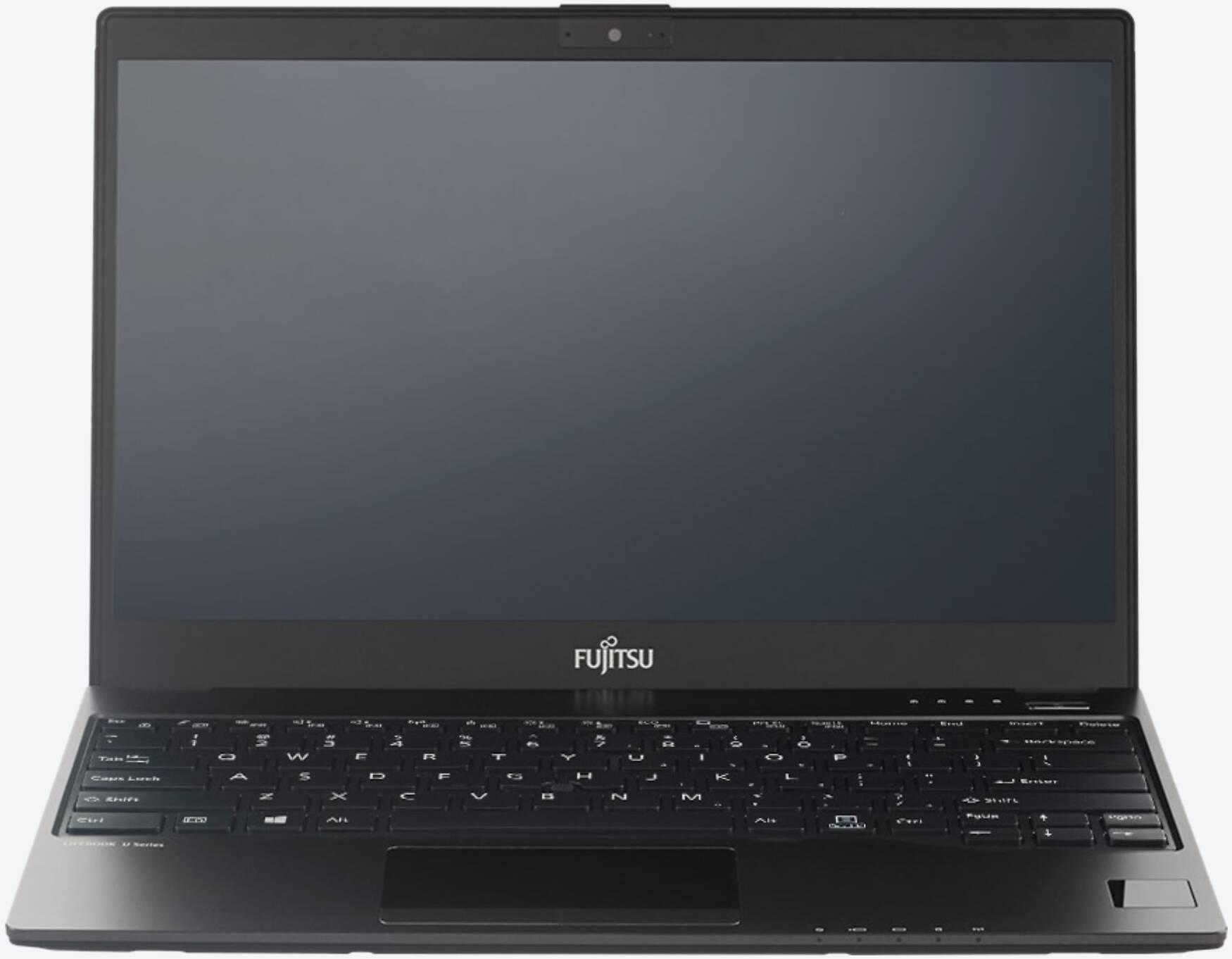 Fujitsu LIFEBOOK U938 Intel Core i7 1.9 GHz 20GB RAM 512GB Win10 Pro LTE Schwarz