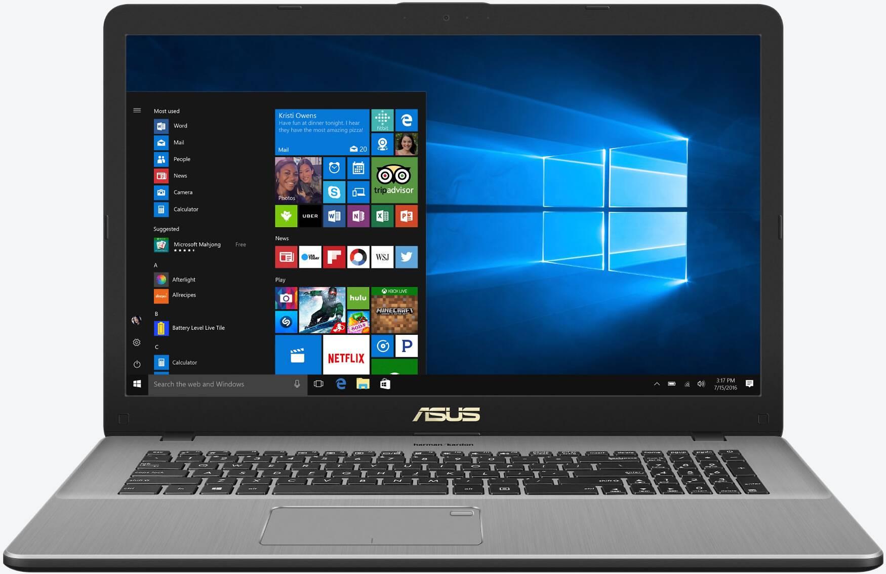 ASUS VivoBook Pro 17 N705UD-GC021T