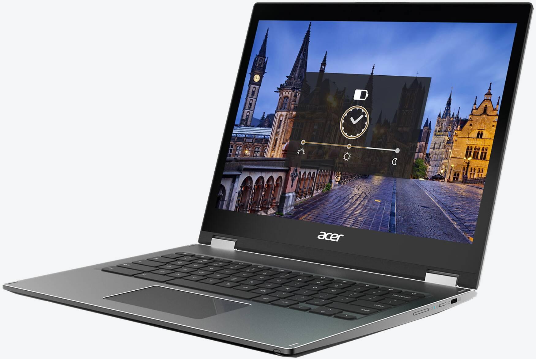 Acer Chromebook Spin 13 CP713-1WN-5979 Grau