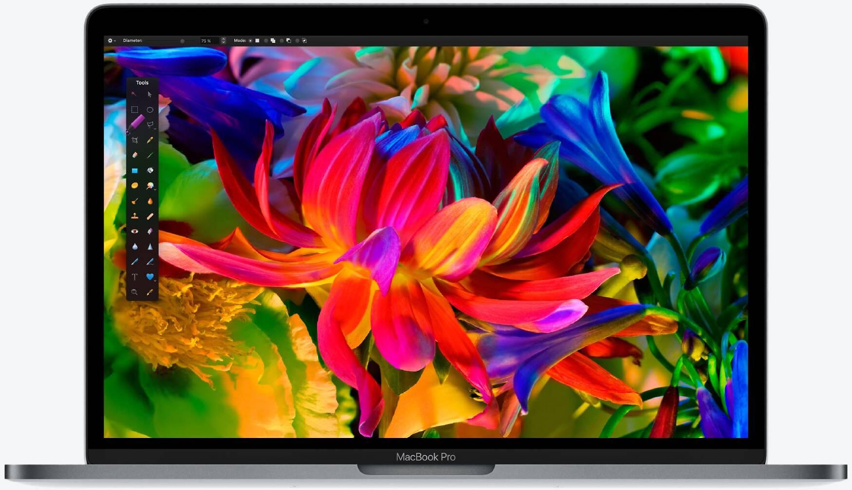 Apple MacBook Pro Retina 15,4