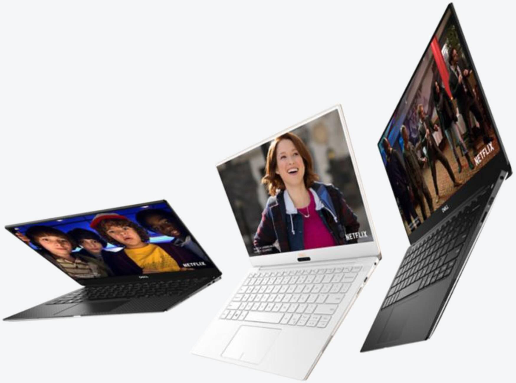 Dell XPS 13 (2018) 4K Touch 9370-VKJDV