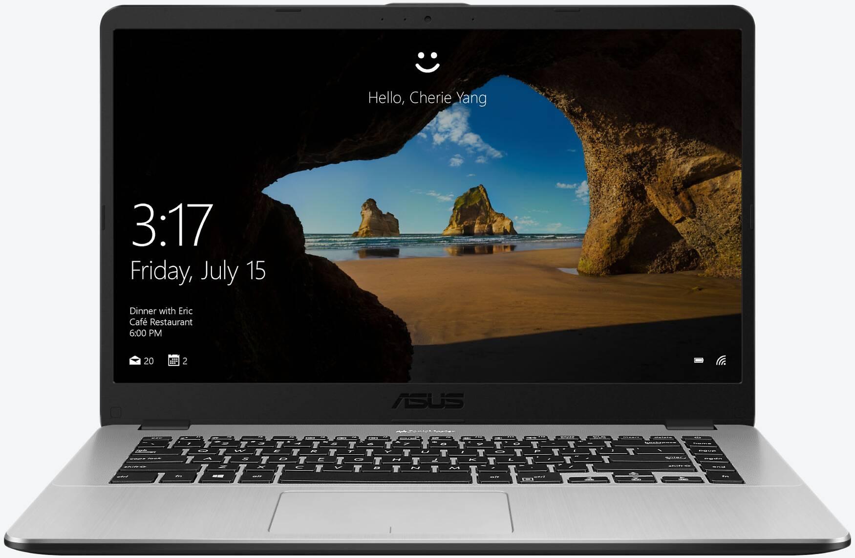 ASUS VivoBook 15 X505ZA-BQ072T Grau