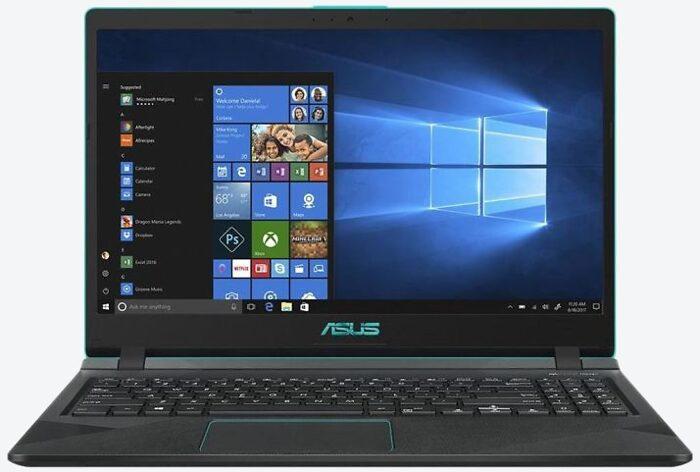 ASUS VivoBook X560UD-BQ167T Schwarz/Türkis