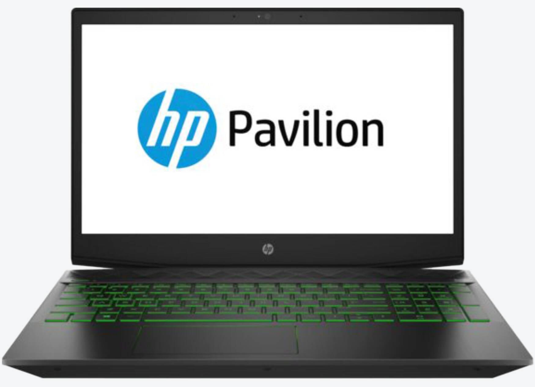 HP Pavilion Gaming 15-cx0005ng Grün
