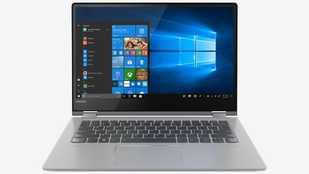 Lenovo Yoga 530-14ARR Schwarz 81H9003DGE
