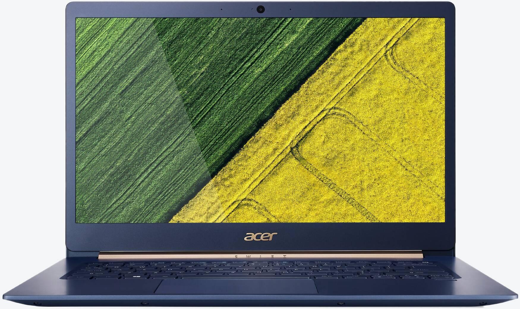Acer Swift 5 SF514-53T-52FS Blau