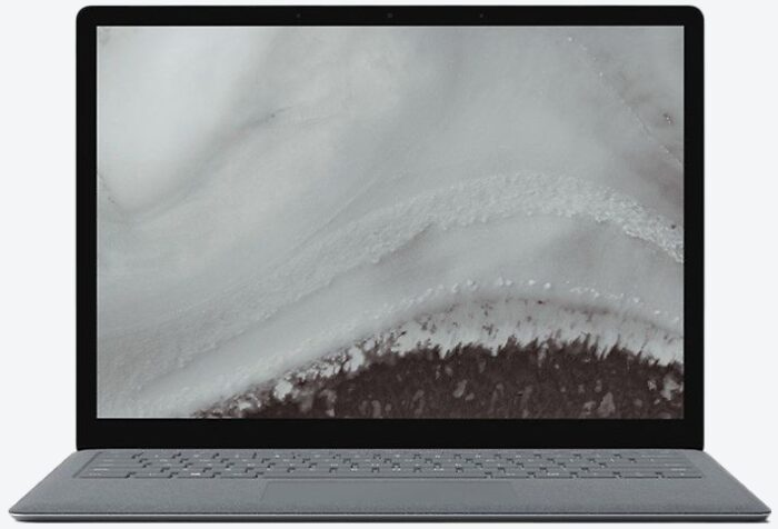 Microsoft Surface Laptop 2, Core i7, 8GB RAM, 256GB SSD Grau
