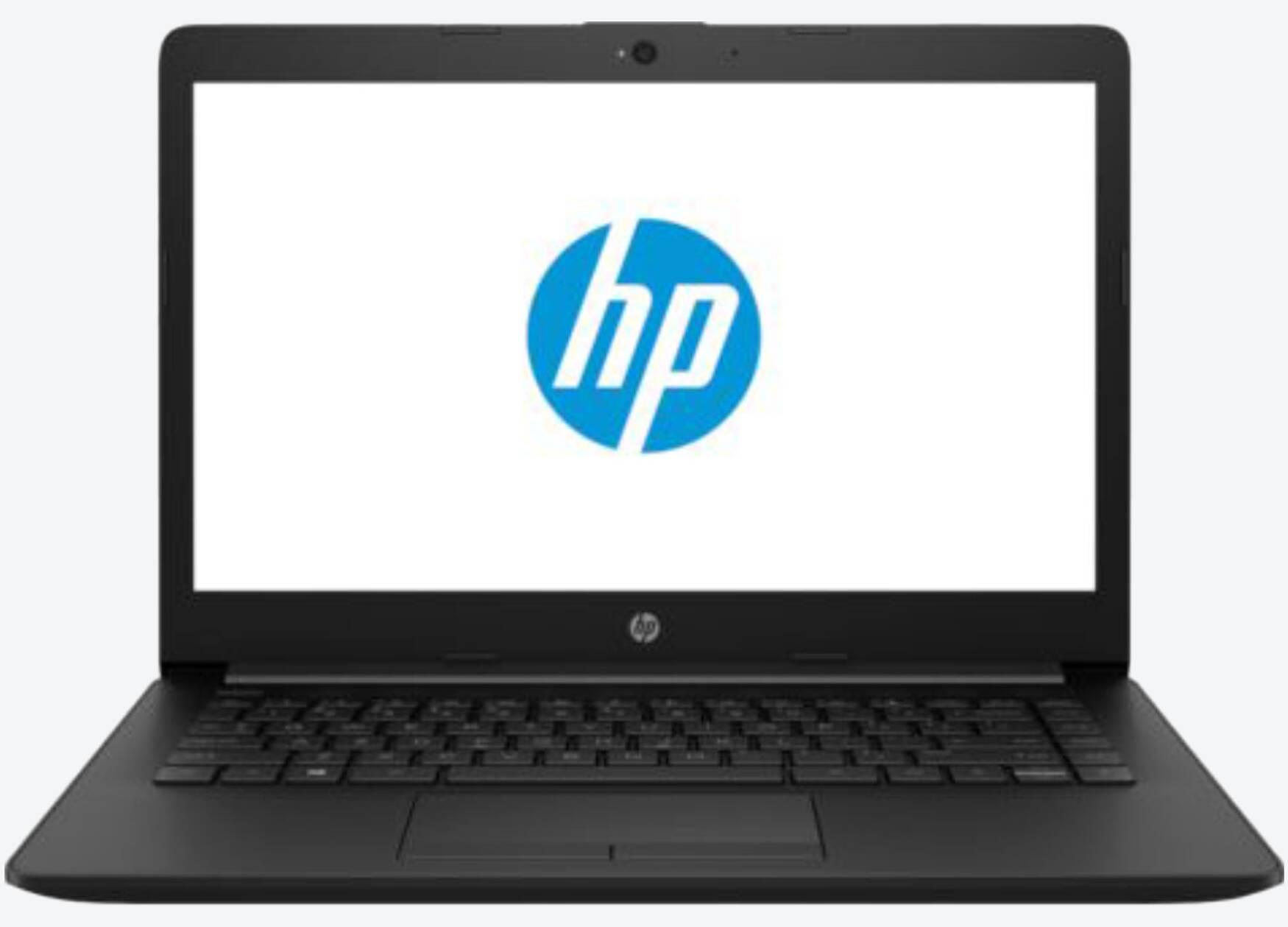 HP 14-ck0102ng Schwarz