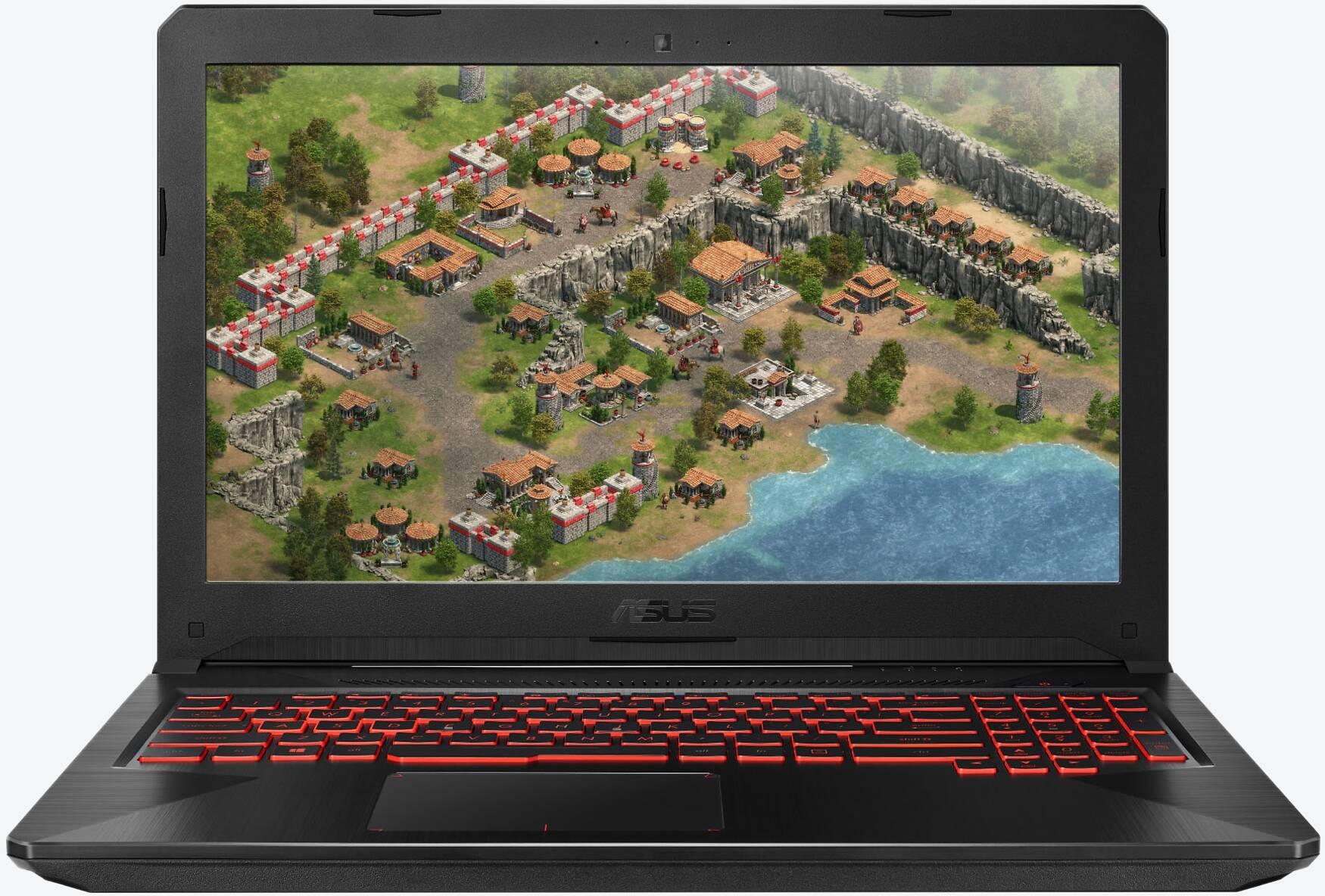 ASUS TUF Gaming FX504GD-DM932T