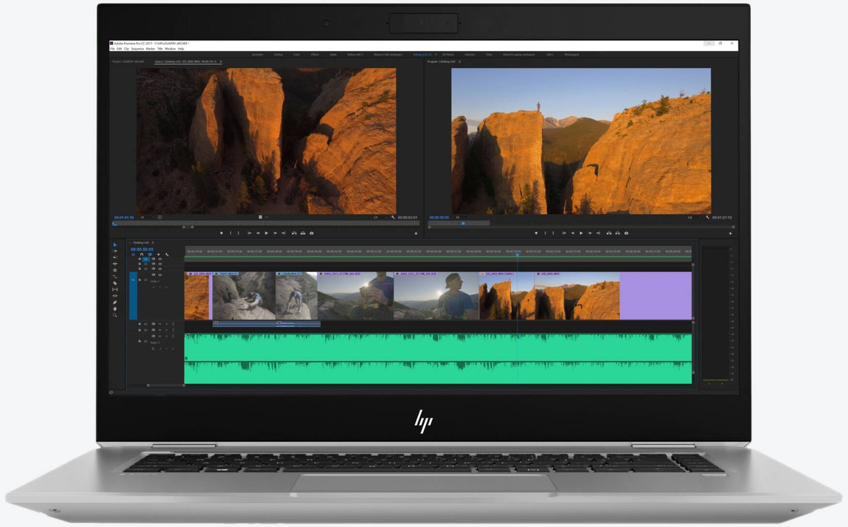 HP ZBook Studio G5 (4QH10EA) 4K