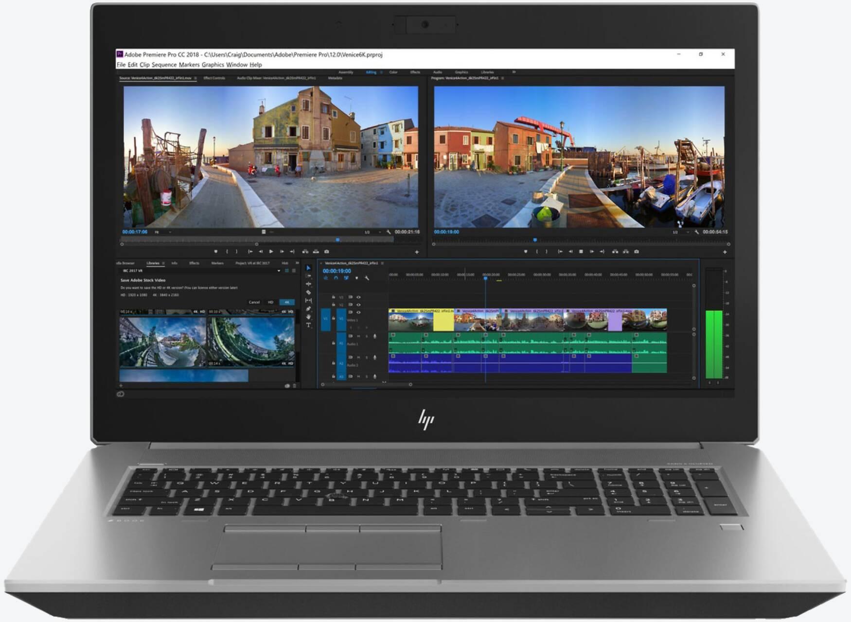 HP ZBook 17 G5 (4QH16EA)