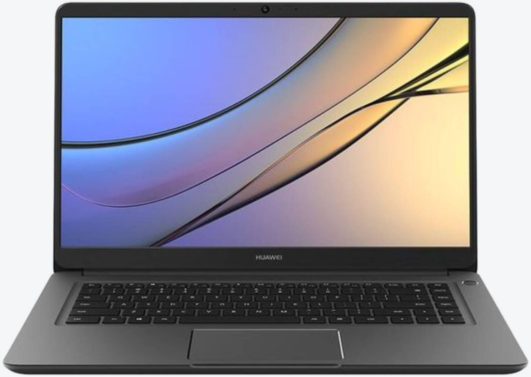 Huawei MateBook D 14 W50F Grau
