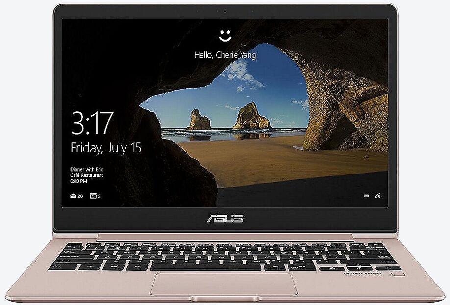 ASUS ZenBook 13 UX331UAL-EG053T Rosa