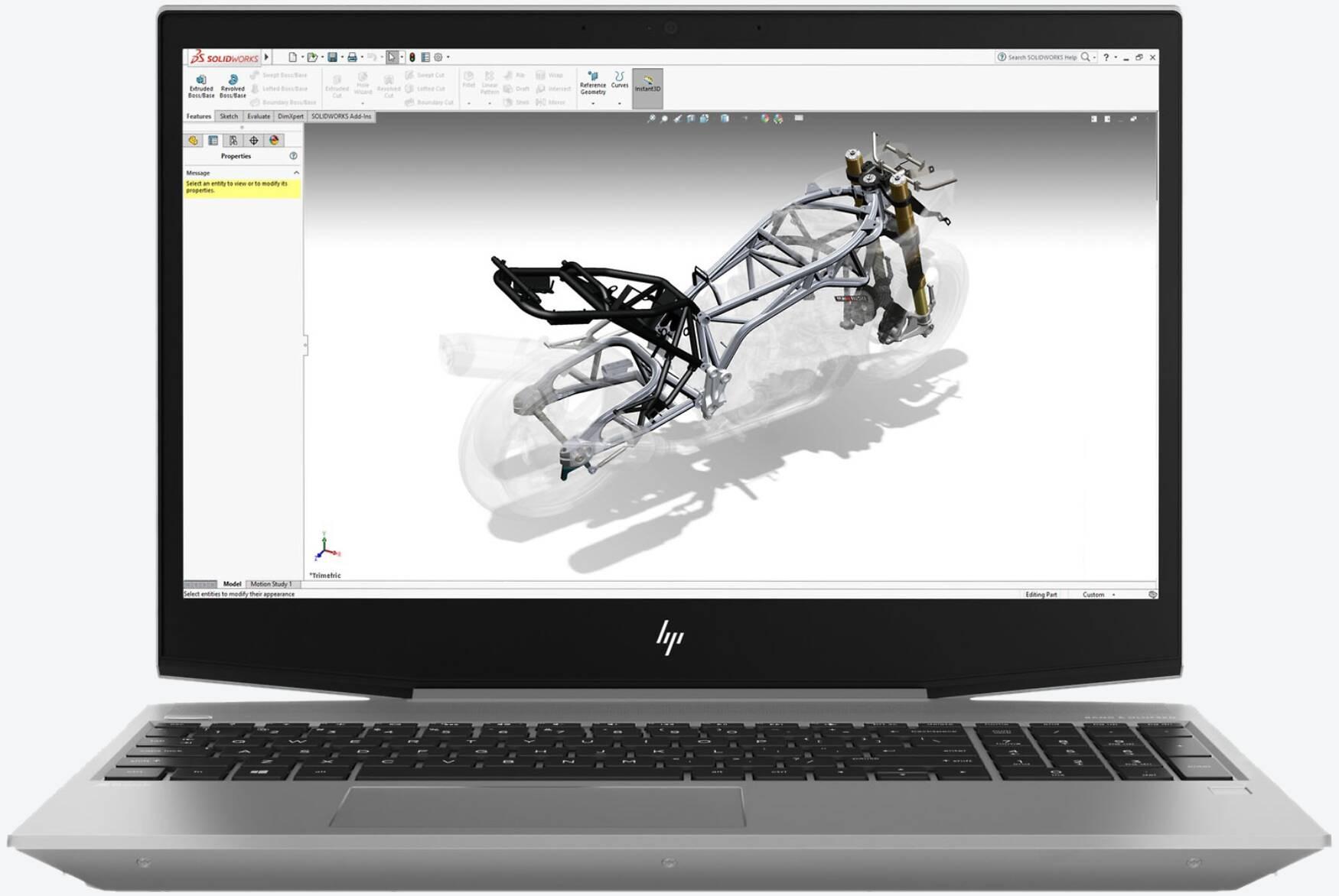 HP ZBook 15v G5 (2ZC55EA)