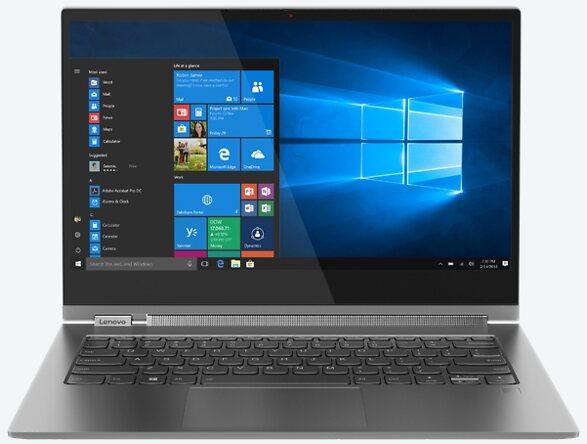 Lenovo Yoga C930-13IKB Grau 81C400A5GE
