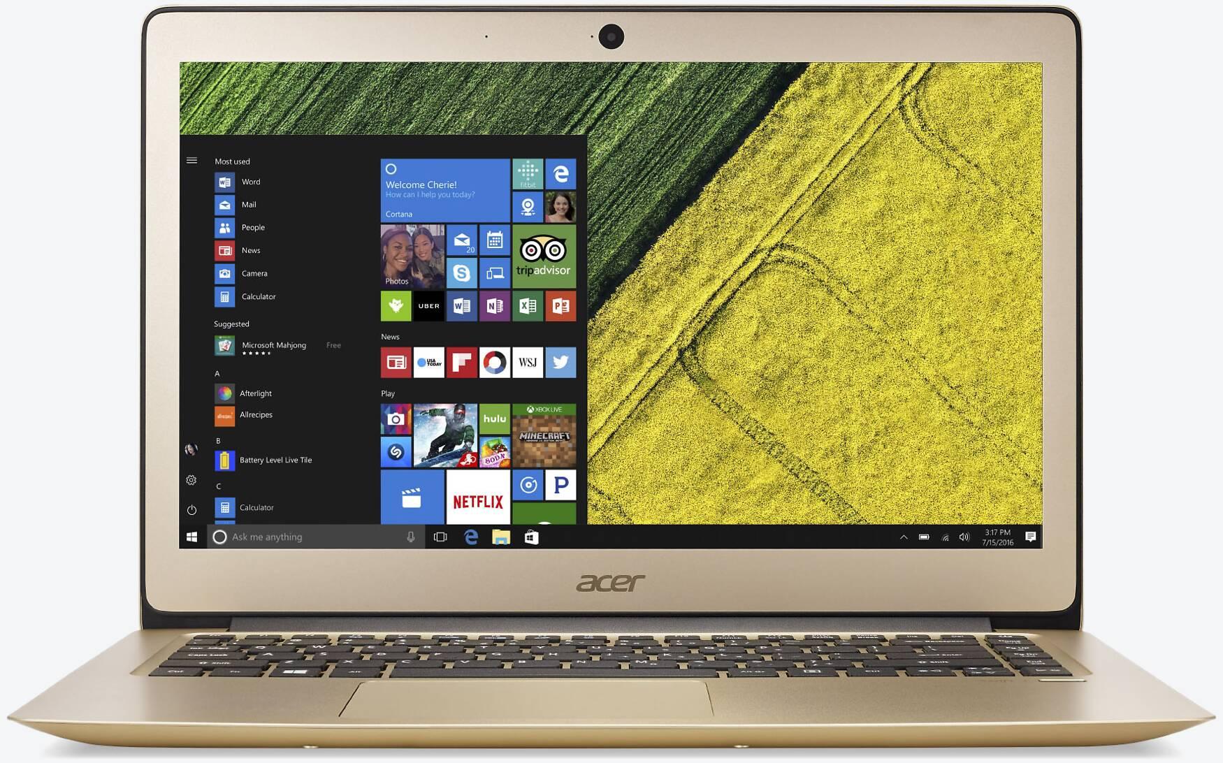 Acer Swift 3 SF315-52G-855Z Gold