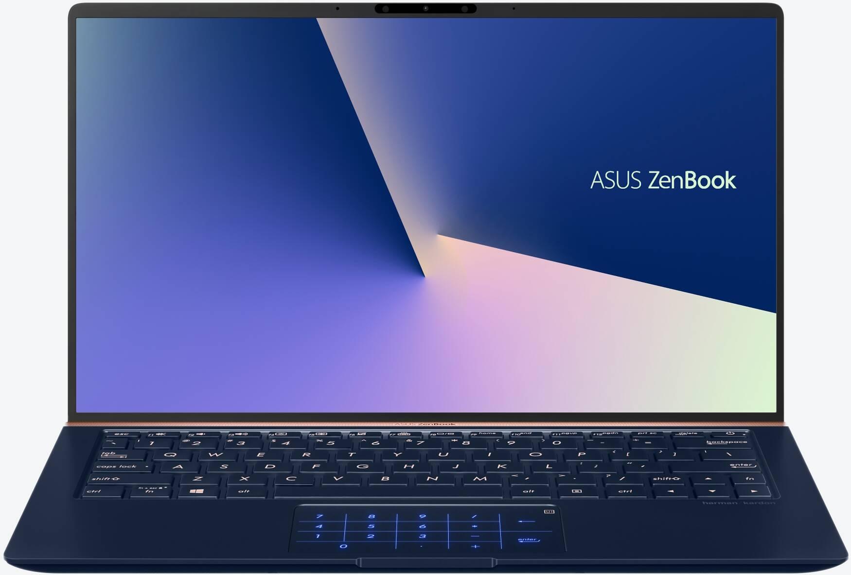 ASUS ZenBook 13 UX333FA-A4081T Blau