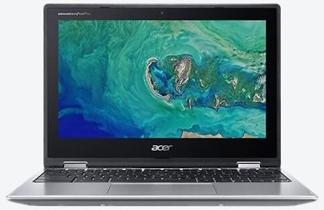 Acer Chromebook Spin 11 CP311-1HN-C4AW Silber