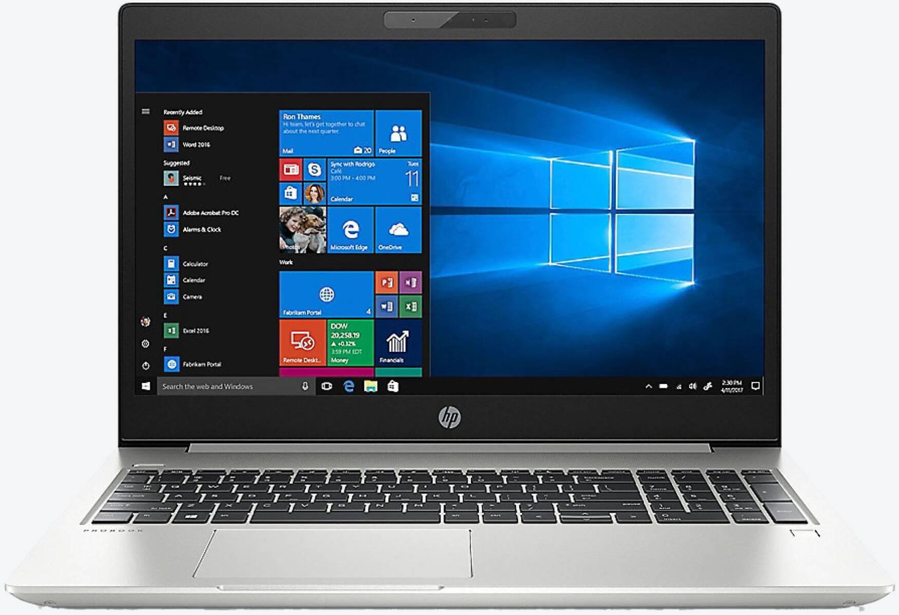 HP ProBook 450 G6 (7DE97EA)