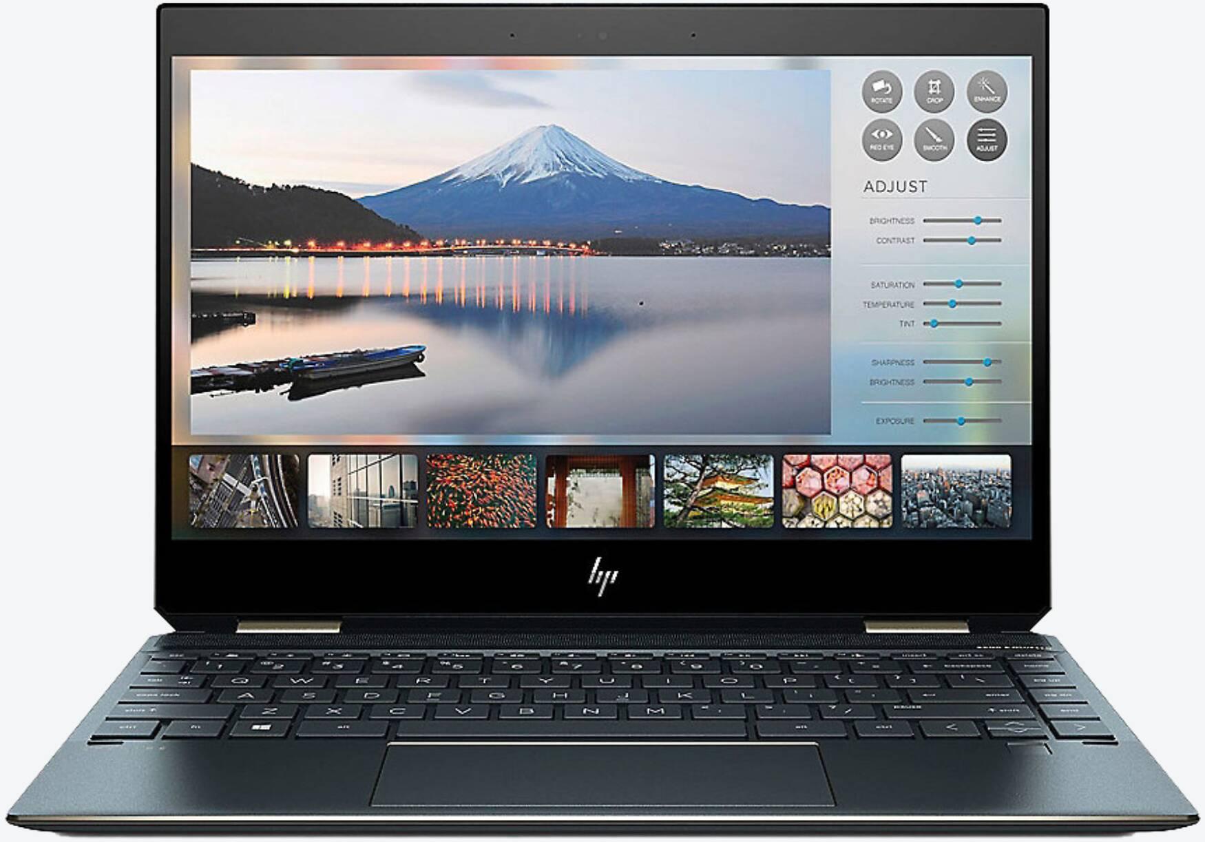 HP Spectre x360 13-ap0102ng Blau
