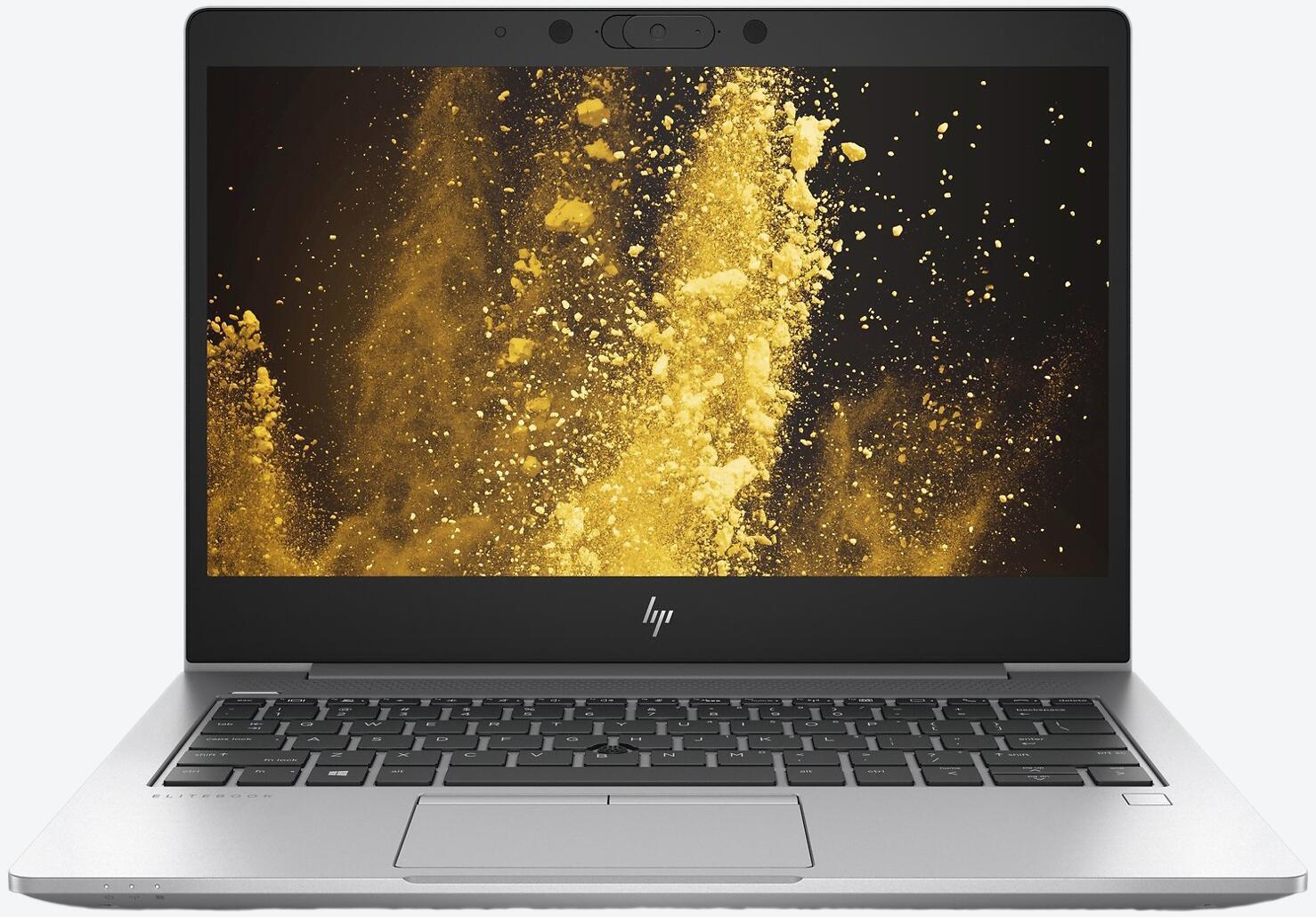 HP EliteBook 830 G6 mit Blickschutz & LTE (6XE17EA)