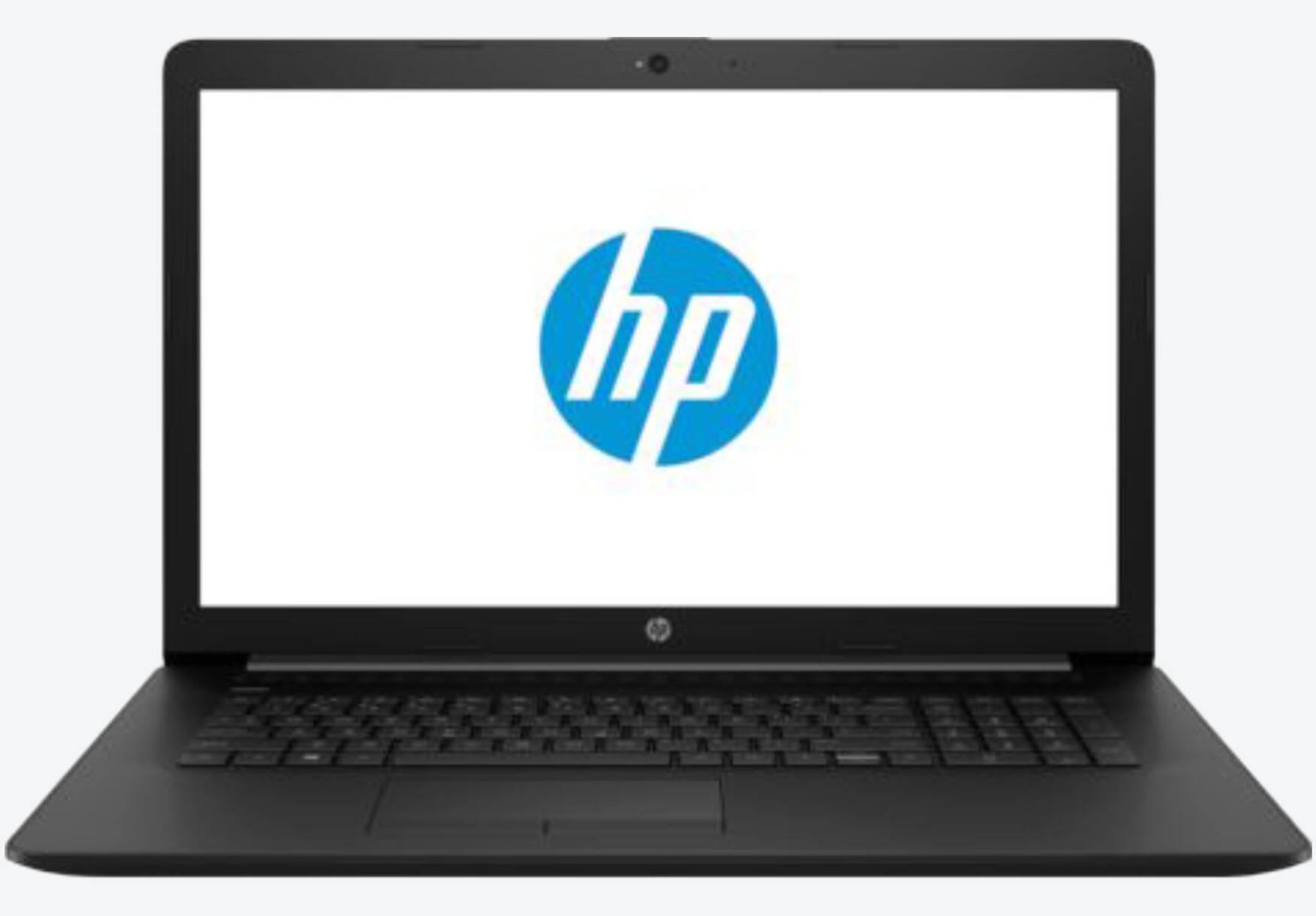 HP 17-by0233ng Schwarz