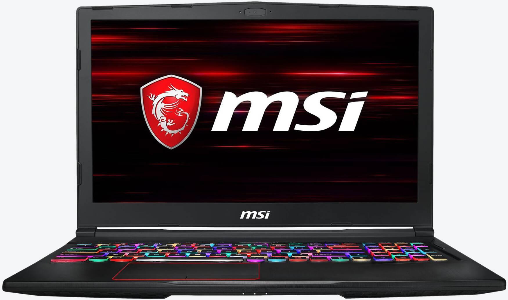 MSI GL63 8SC-475