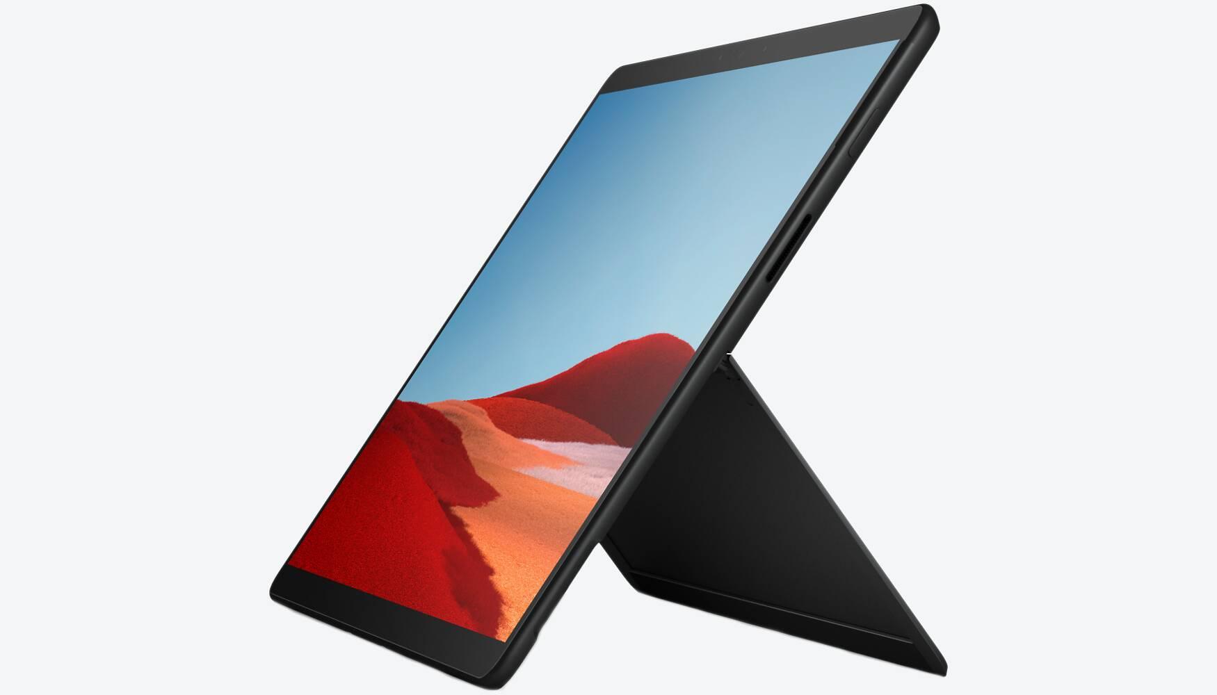 Microsoft Surface Pro X, 8GB RAM, 256GB SSD, LTE
