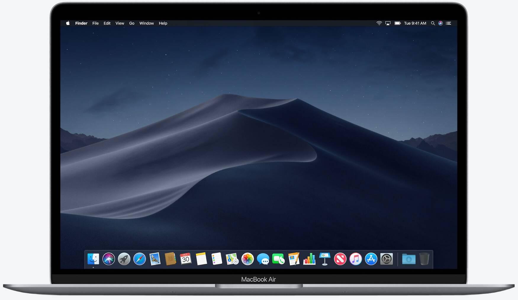 Apple MacBook Air (2019) Core i5-8210Y, 16GB RAM, 512GB SSD, Grau