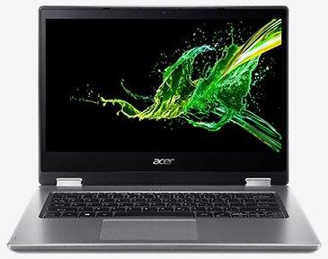 Acer Spin 3 SP314-53N-575U Silber