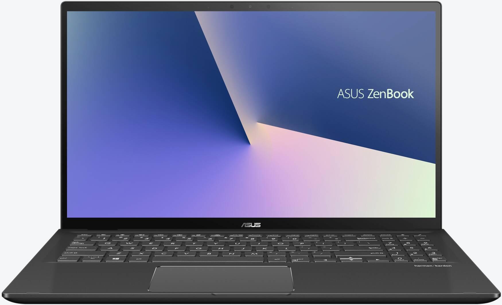 ASUS ZenBook Flip 15 UX562FA-AC048T Grau