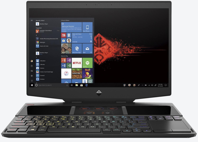 HP OMEN X 15-dg0200ng