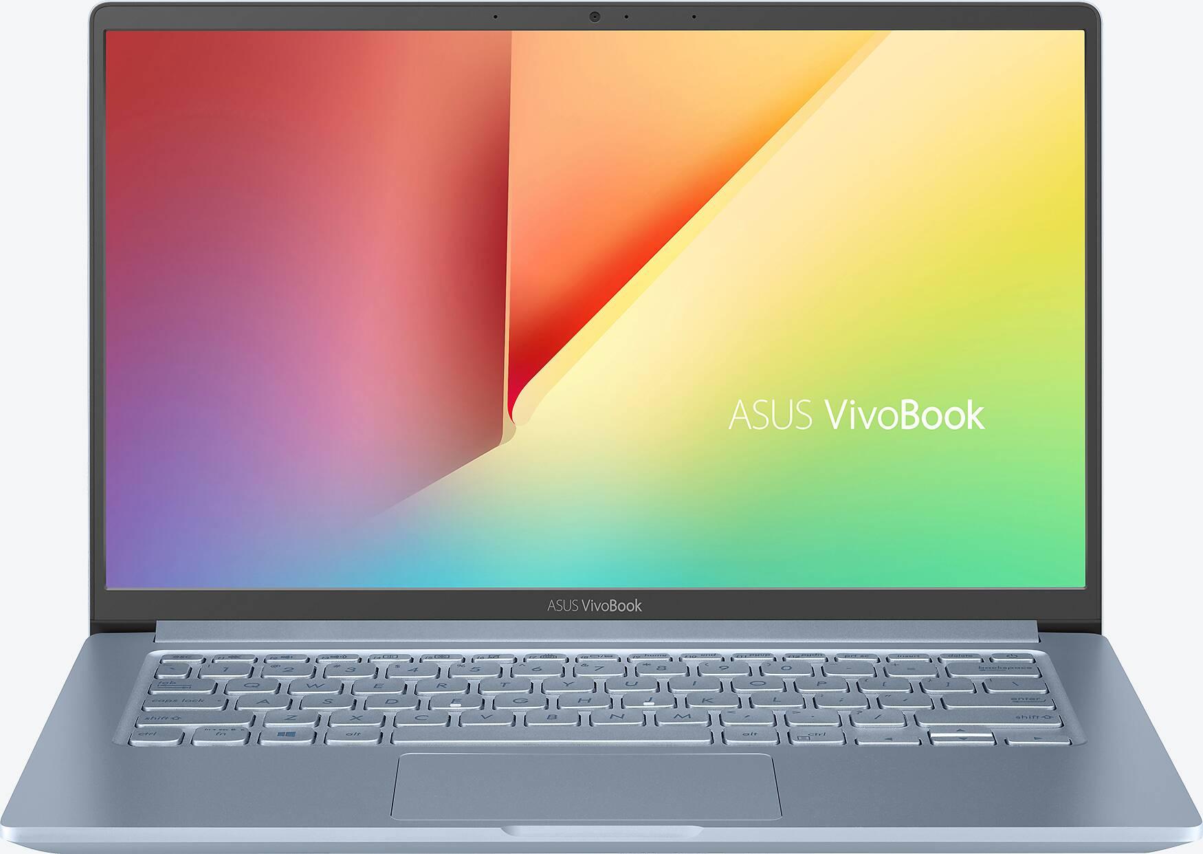 ASUS VivoBook 14 X403FA-EB241T Silber