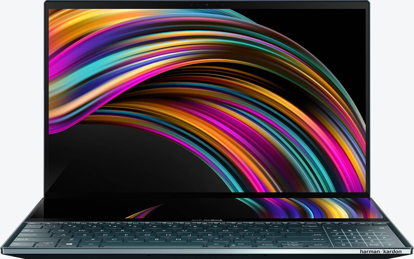 ASUS ZenBook Pro Duo UX581GV-H2002R Blau