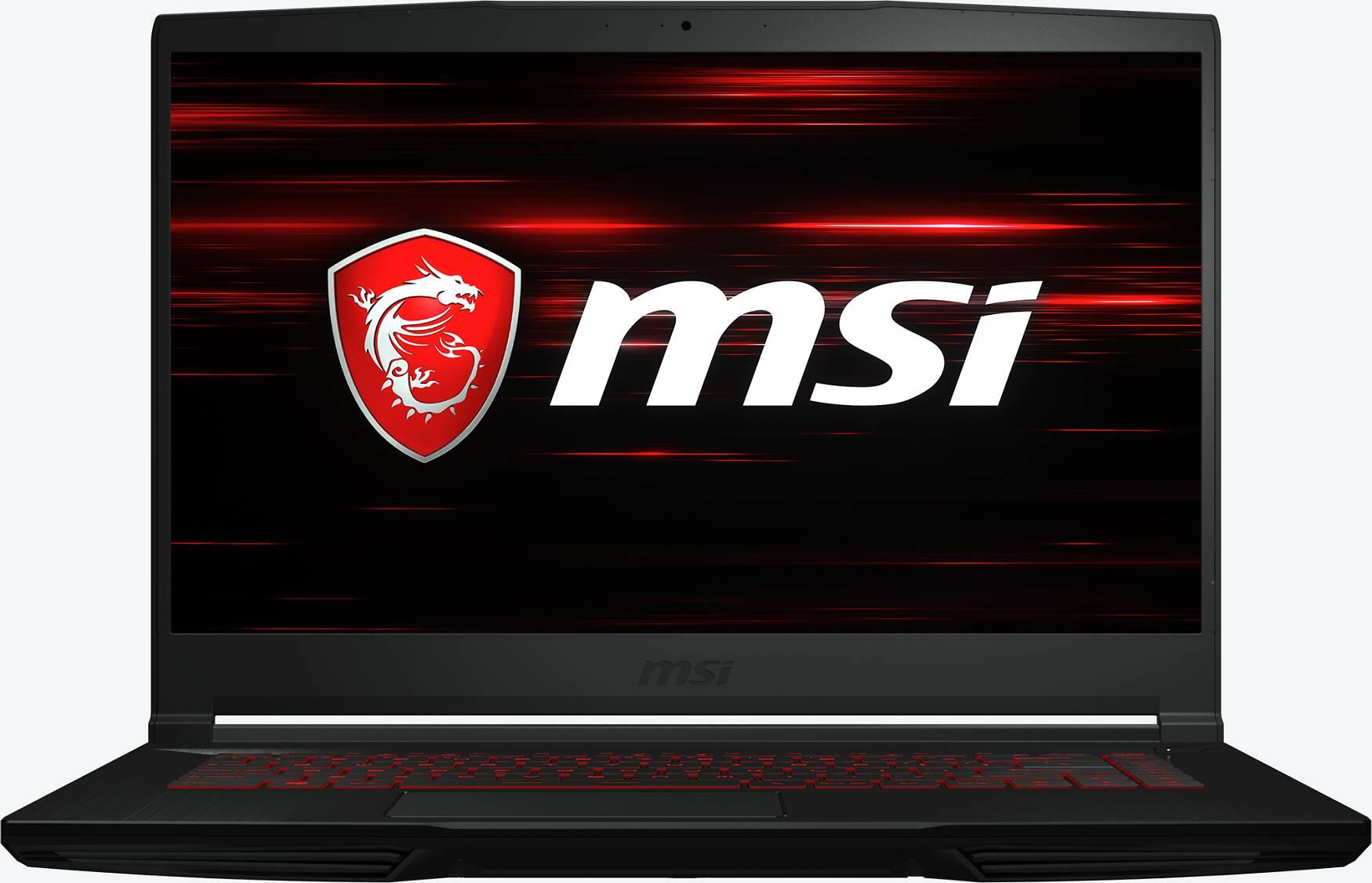 MSI Gaming Series GF63 9SC-836 Thin