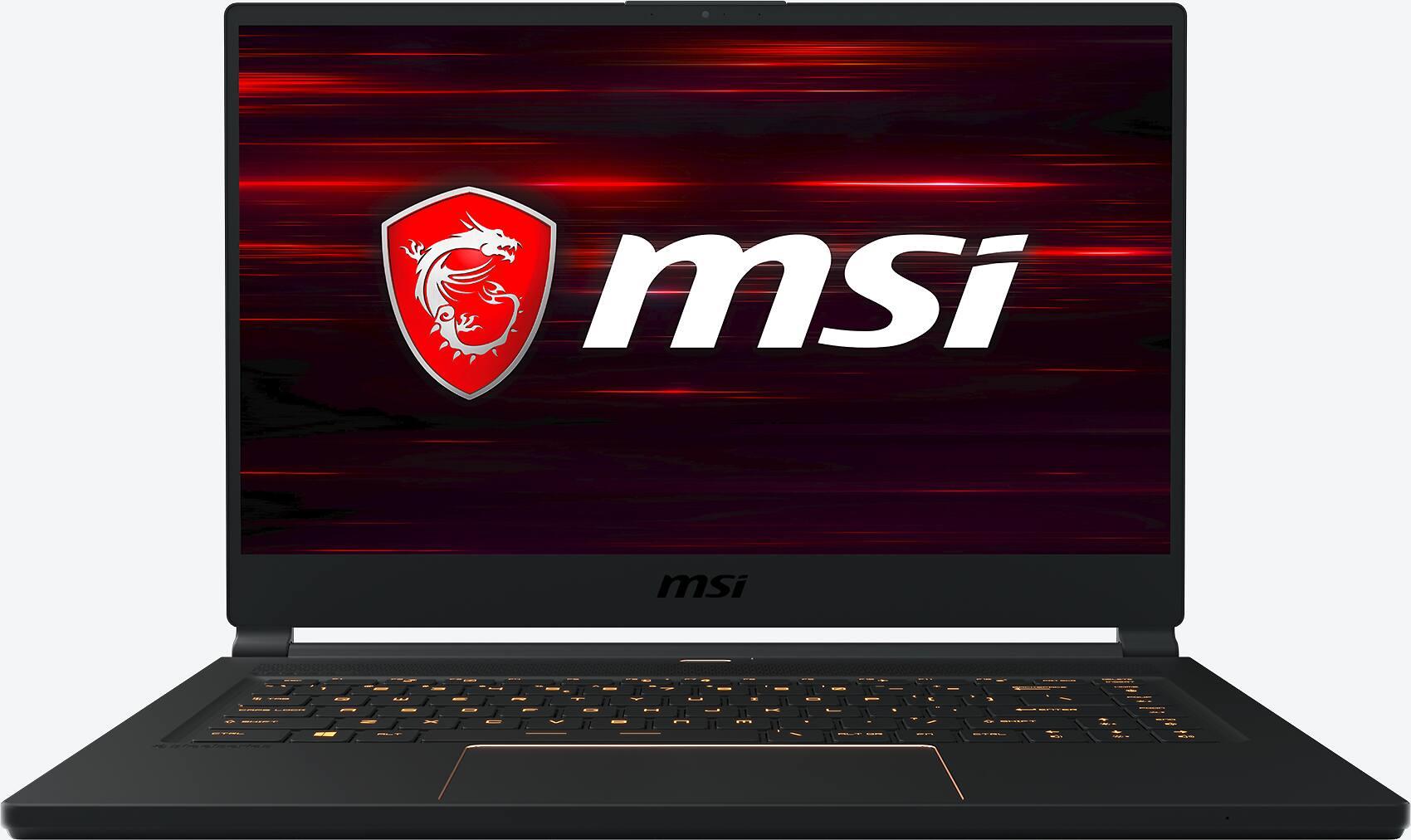 MSI Gaming Series GS65 9SG-444 Stealth
