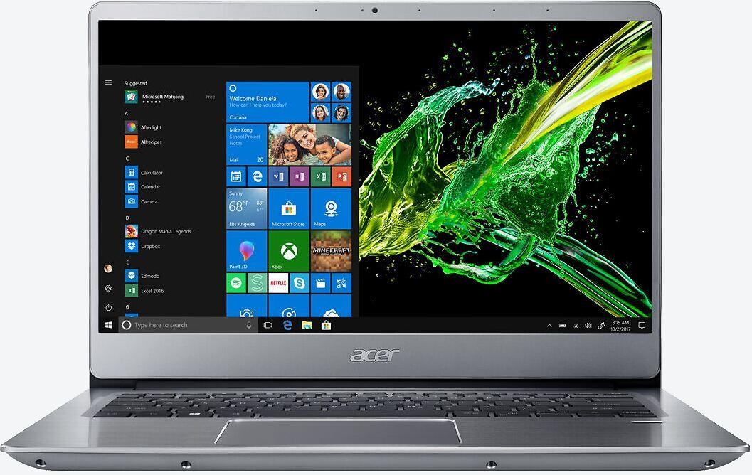 Acer Swift 3 SF314-56G-75SV Silber