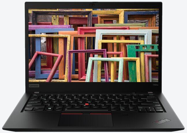 Lenovo ThinkPad T490s LTE Schwarz 20NXCTO1WWDEDE1