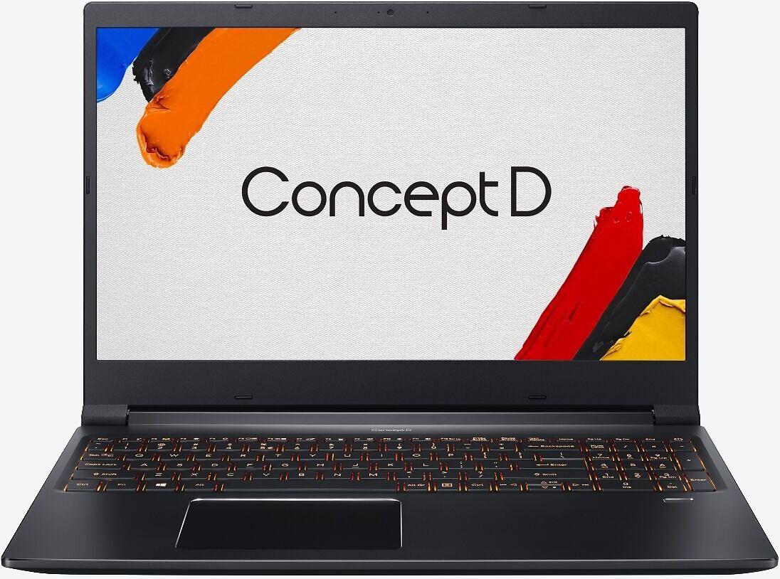 Acer ConceptD 3 CN315-71-70C5 Weiß