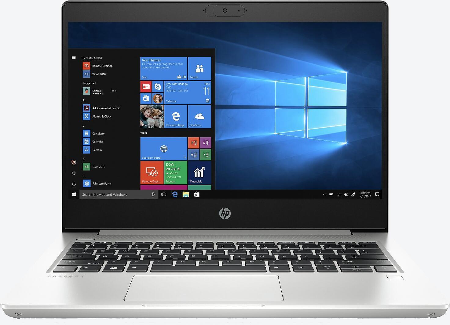 HP ProBook 430 G7 Grau (8VT46EA)