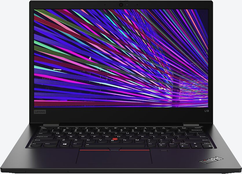 Lenovo ThinkPad L13 Schwarz 20R30009GE