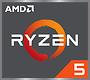 AMD Ryzen 5 3550H